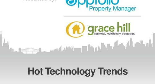 Hot Technology Trends | Webinar with Nat Kunes (Property Management Industry)
