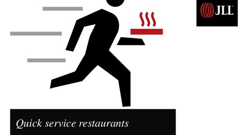 "Quick service restaurants -€"" How do they compete?"