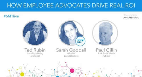 How Employee Advocates Drive Real ROI