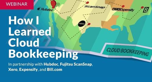 How I Learned Cloud Bookkeeping