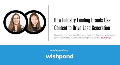 How Industry Leading Brands Use Content to Drive Lead Generation