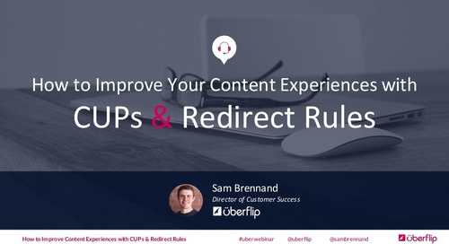How to Improve Your Content Experience with Customized URL Paths and Redirect Rules