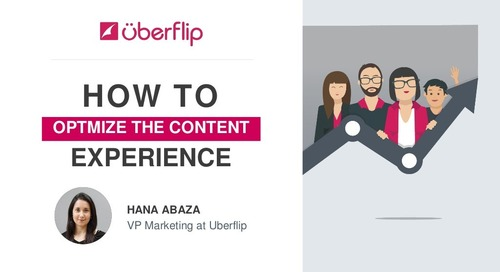 How to Optimize the Content Experience