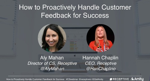 How to Proactively Handle Customer Feedback for Success