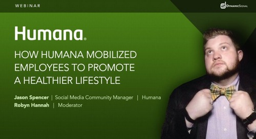 How Humana Mobilized Employees to Promote a Healthier Lifestyle