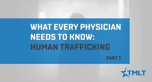 Human trafficking, Part 1
