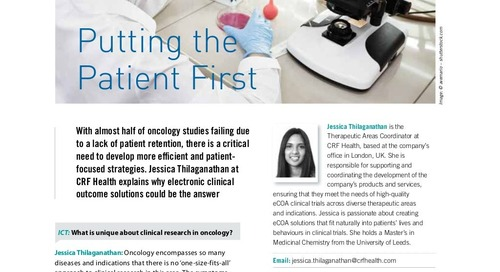 Putting the Oncology Patient First