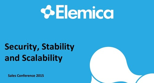 "Ignite2015 EU Technology Breakout Session ""Security, Stability and Scalability"" Slides"