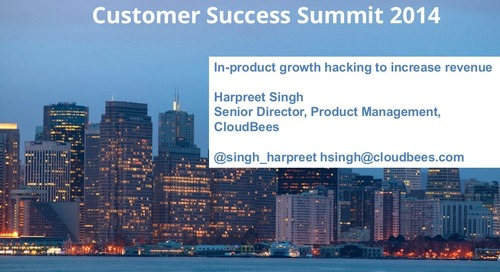 In product growth hacking to increase revenue