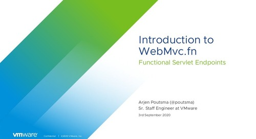 Introduction to WebMvc.fn