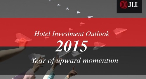 2015 Hotel Investment Outlook