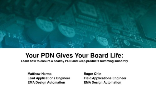 Your PCB Power Delivery Network (PDN) Gives Your Board Life