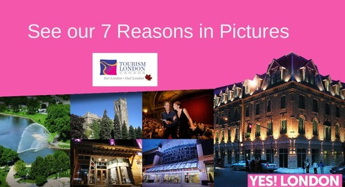 7 reasons to say Yes! London