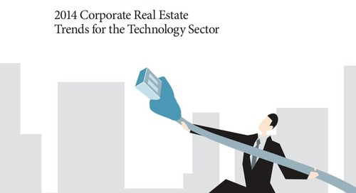 Leading the Change in Emerging Markets: Corporate Real Estate trends in Technology