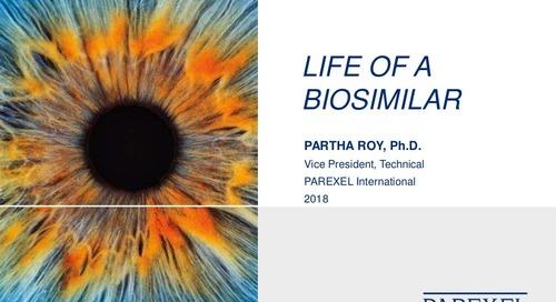 Life of a Biosimilar