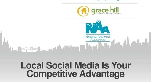Local Social Media Is Your Competitive Advantage | Webinar with Charity Zierten (Property Management Industry)