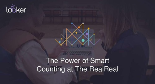 The Power of Smart Counting at The RealReal