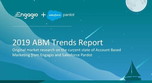 [Webinar] 2019 Trends in Account Based Marketing | Slides
