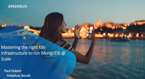 Mastering MongoDB in Kubernetes - Amadeus