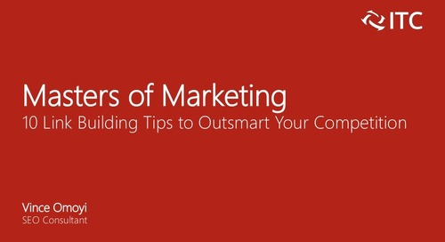 10 Link Building Tips to Outsmart Your Competition