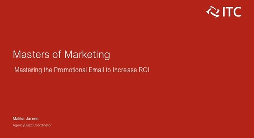 Mastering the Promotional Email to Increase ROI