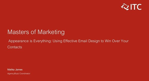 Appearance is Everything: Using Effective Email Design to Win Over Your Contacts