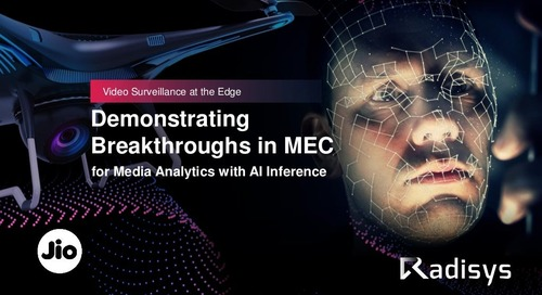 Demonstrating Breakthroughs in MEC for Media Analytics with AI Inference
