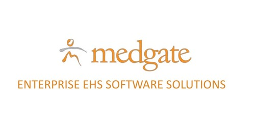 Medgate Occupational Health and Safety Software - Overview