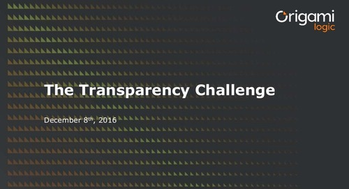 3 Ways Brands Can Tackle the Media Transparency Challenge