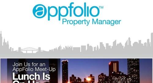 Atlanta AppFolio meetup 2/13/2013