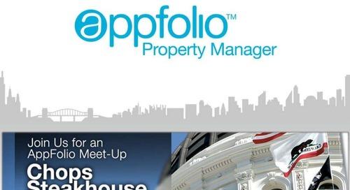 Sacramento AppFolio meetup 1/24/2013