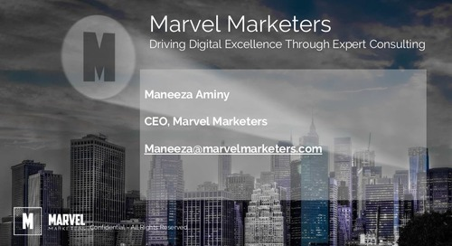 Introducing Marvel Marketers' Adoption Path (MMAP)  |  Engagio
