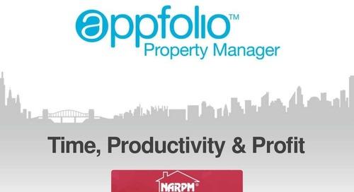 Time, Productivity & Profit