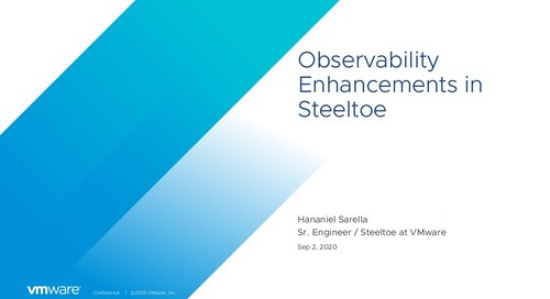 Observability Enhancements in Steeltoe