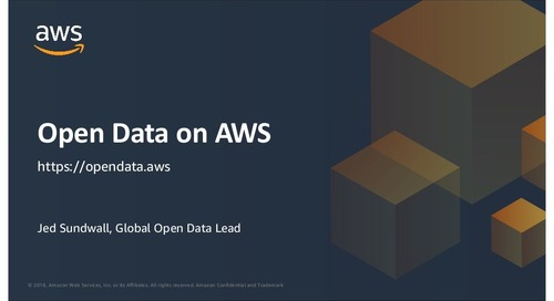 AWS Open Data