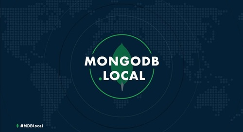 MongoDB.local Atlanta: Modern Data Backup and Recovery from On-Premises to the Public Cloud