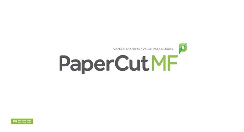 PaperCut Vertical Value