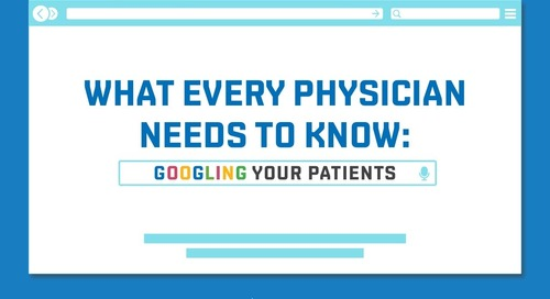 Googling Your Patients