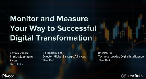 Monitor and Measure Your Way to Successful Digital Transformation