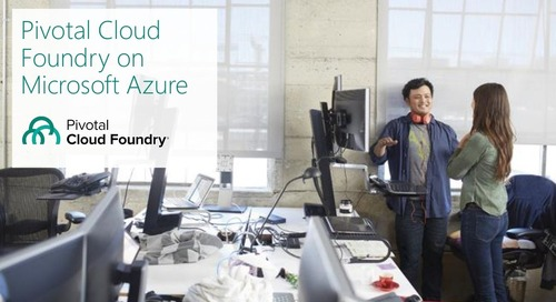 Microsoft Azure Service Broker for Pivotal Cloud Foundry