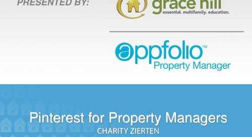Pinterest For Property Managers