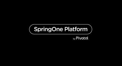 Simon Wardley at SpringOne Platform 2017
