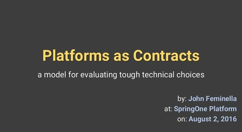 Platforms as Contracts