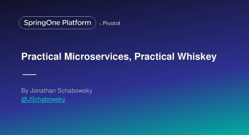 Practical Microservices, Practical Whiskey
