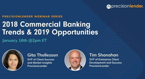 2018 Commercial Banking Trends & 2019 Opportunities