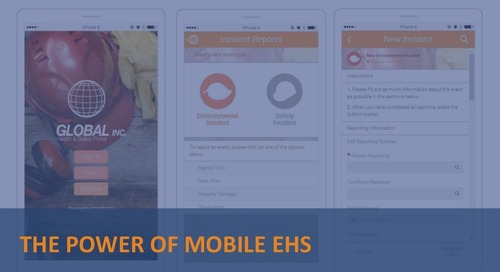 The Power of Mobile EHS