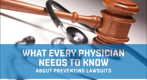 Preventing lawsuits