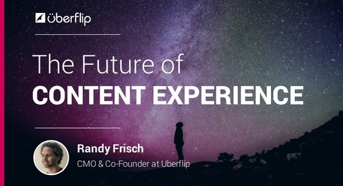The Future of Content Experience