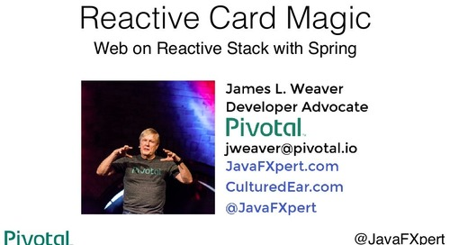 Reactive Card Magic: Understanding Spring WebFlux and Project Reactor