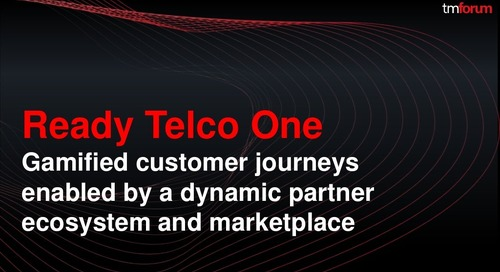 Ready Telco One Catalyst Program